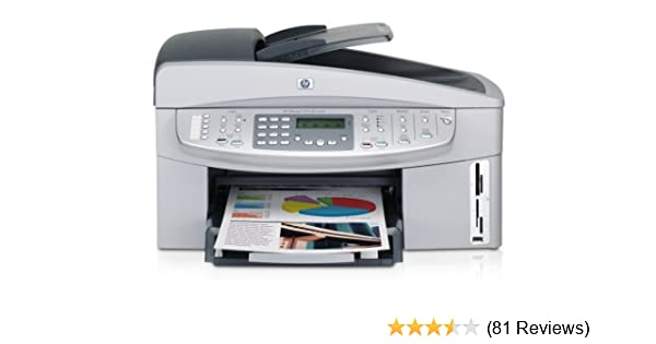 HP OfficeJet 7210 All-in-One Printer, Fax, Scanner, Copier