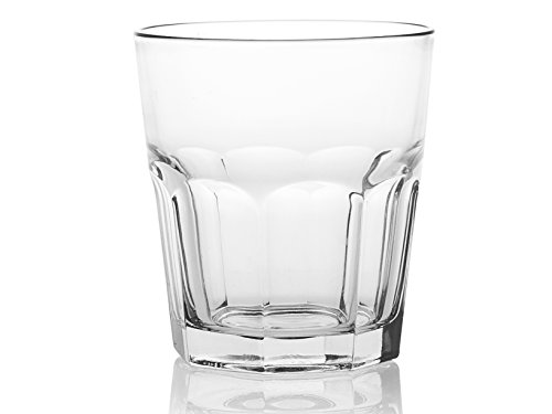 Hospitality Glass Brands 52704-012 Casablanca 12 oz. Old Fashioned Glass (Pack of 12)