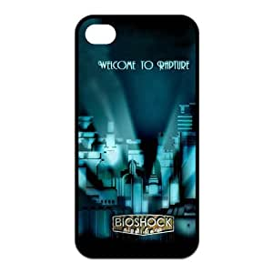 Bioshock Irrational Games Custom PC Protective Skin Case For Samsung Note 2 Cover iphone4s-NY1160