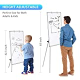 Easel Whiteboard - Magnetic Portable Dry Erase