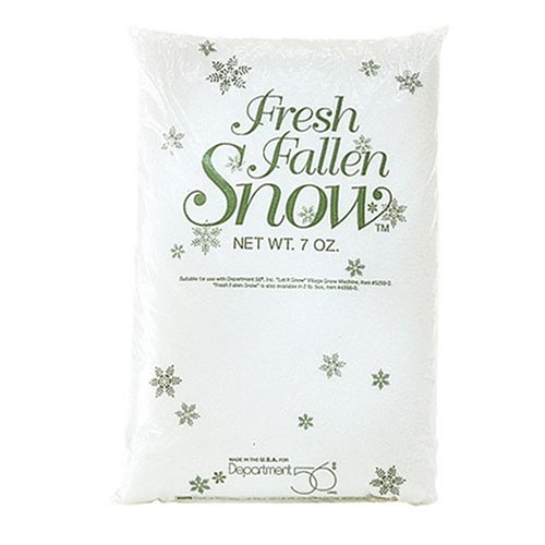 Department 56 Village Fresh Fallen Snow, 7 oz Bag]()