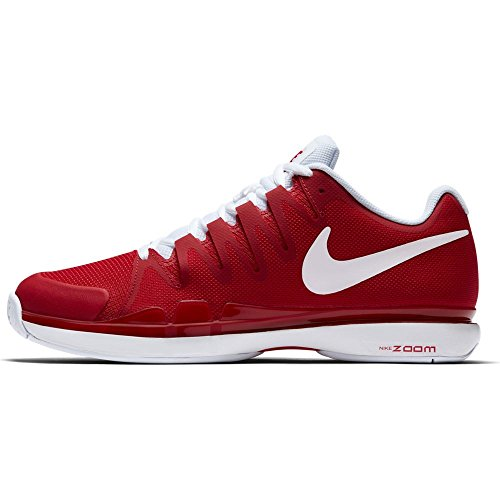 Mens Nike Zoom Vapor 9.5 Tour Tennisschoenen (winter 2017 Kleuren) Universiteit Rood / Wit