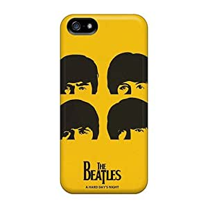 For DiMPMLh5595foFsv The Beatles Protective Case Cover Skin/iphone 5/5s Case Cover