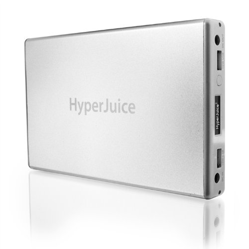 HyperJuice 2 External Battery Pack for MacBook / iPad / iPhone / Smartphones - MBP2-100 (Hyperjuice External Battery compare prices)