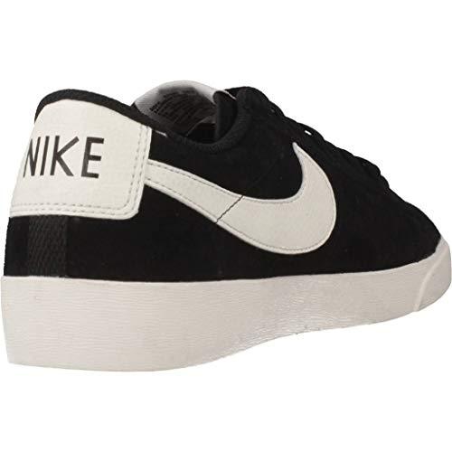 Mujer Zapatillas De Low Negro Nike Blazer W Baloncesto Sd 001 Para 4I8S6Rwq