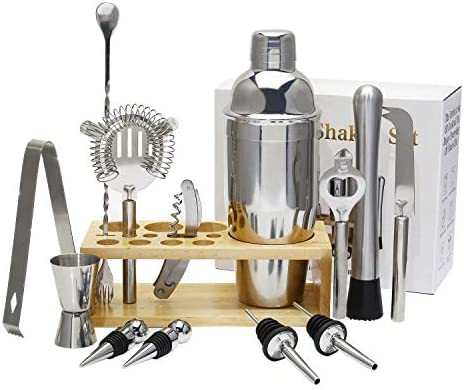 Cocktail 14 Piece Mixology Bartender Novelty product image