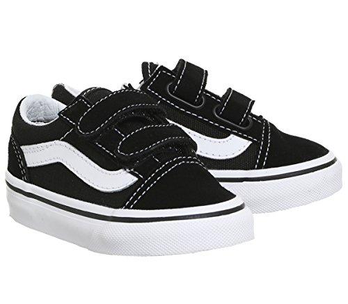 Bambino Vans Sneaker Vd3ynvy Sk8 U hi Black Unisex ZwYARSqHxw