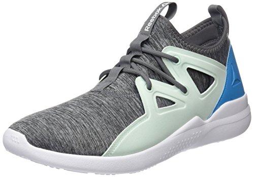 Reebok Damen Bd2109 Niedrige Sneaker Grau ( 000)