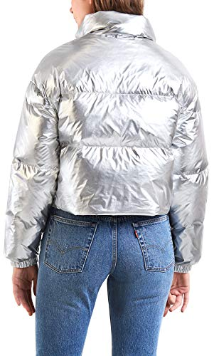 Silver Sam Foil Puffer Levis Veste 4zq0CC
