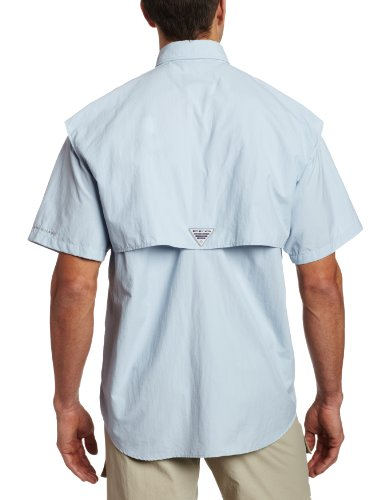 Columbia Mens Bahama Ii Short Sleeve Shirt