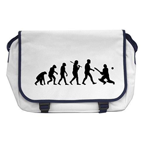 Evolution of Cricket Messenger Bag–Weiß hWdcCWxm