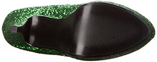 Funtasma LOLITA-300G Green Glitter Size UK 5 EU 38
