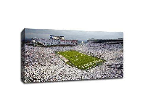 Ultramurals NCAA 40x22 Football Stadium Canvas, Penn (Penn State Wall)