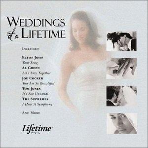 Lifetime Cd (Lifetime: Weddings of a Lifetime)