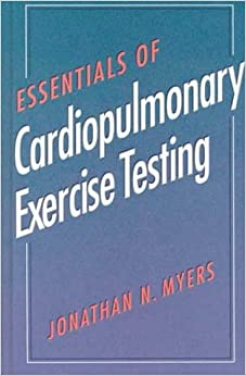 Book Essentials of Cardiopulmonary Exercise Testing
