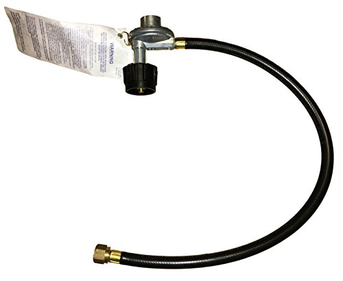 Regulator with Hose Type 1 LP Gas Grill Parts 2ft BBQ Precimex 5006 BBQ Parts