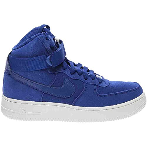 1 Nike Royal Force Basketball 400 High Deep Sail Youth Air 653998 Boys Shoes zrqCrw