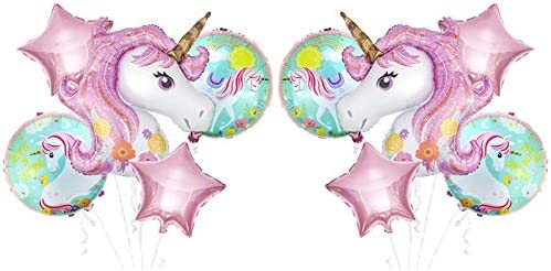 Amazon.com: Globo de unicornio Giga Gud con unicornio ...
