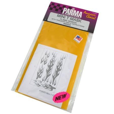 [Parma Paint Mask, Flame: Mini-T] (Parma Paint Mask)