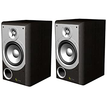 infinity surround speakers. infinity primus 150 bookshelf speaker (each) surround speakers