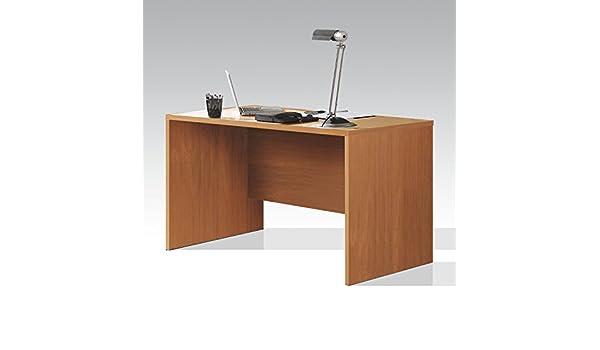 BIGMAT TEVISA Mesa de Escritorio (150 x 75 cm, Cerezo): Amazon.es ...