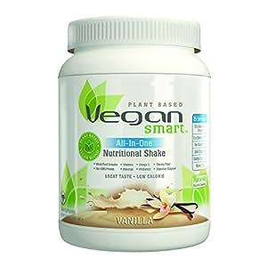 Naturade VeganSmart Plant Based All-In-One Nutritional Shake – Vanilla 22.75 oz