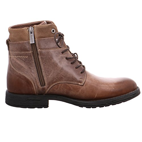 Camp David Ccu55558327, Scarpe stringate uomo Marrone