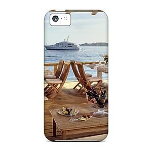 Cute Tpu Mimortan Restaurant Case Cover For Iphone 5c
