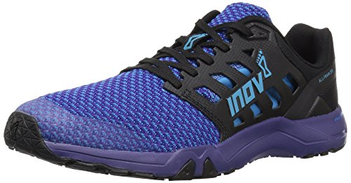 Inov-8 Women's All Train 215 Knit (W) Cross Trainer, Blue/Purple, 11 B US by Inov-8
