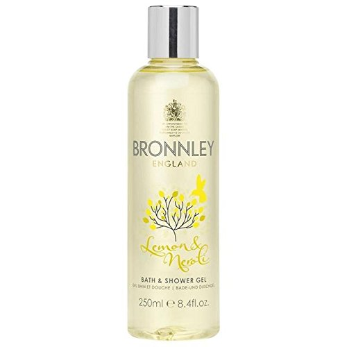 Bronnley Lemon Soap - Bronnley Lemon & Neroli Bath & Shower Gel 250ml (PACK OF 4)