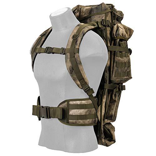 GLORYFIRE Rifle Backpack Assault Tactical Gun Backpacks Hunting Military Backpack Molle Webbing Waterproof Bag