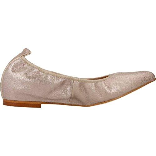 mikaela Ballerina Scarpe per Le Donne, Color Grigio, Marca, modelo Ballerina Scarpe per Le Donne JR Gioia Grigio