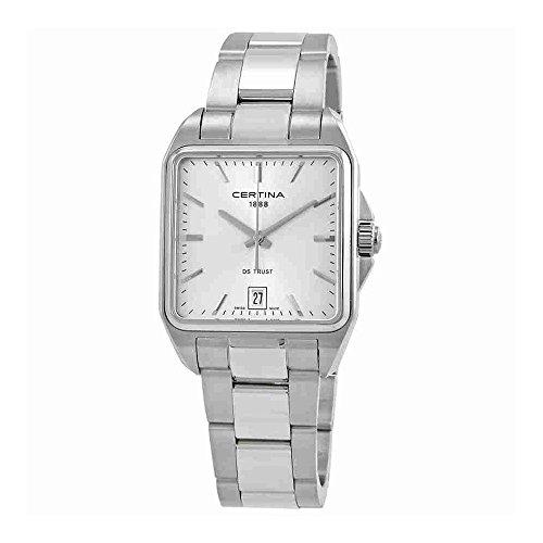 Certina DS Trust Stainless Steel Ladies Quartz Watch C019.510.11.031.00