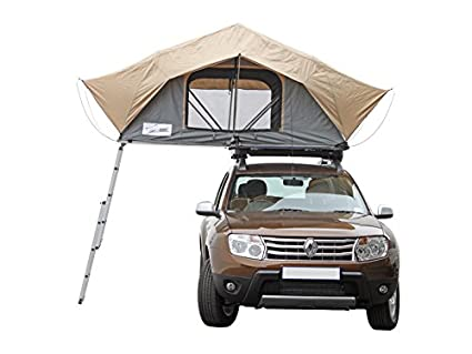 Amazon Com Front Runner Feather Lite Roof Top Tent Car Top Camping