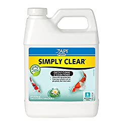 Api Pond Simply Clear Pond Water Clarifier 32-ounce Bottle