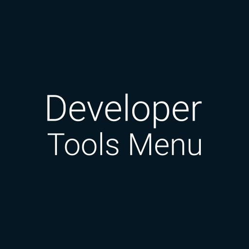 Developer Tools Menu Shortcut for Fire TV (Essential Parts)