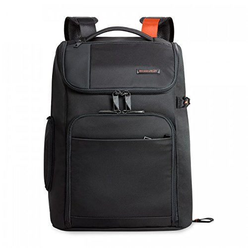 Briggs & Riley Verb Advance Backpack, Black, One Size (Boyt Nylon Backpack)