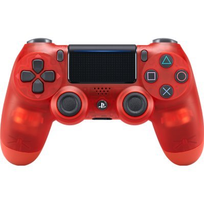 ps4 red controller - 3