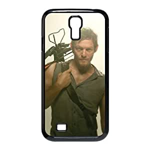 Samsung Galaxy S4 9500 Cell Phone Case Black The Walking Dead zkxk