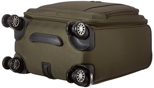 Travelpro Platinum Magna 2 Spinner Tote, Olive, One Size by Travelpro (Image #3)