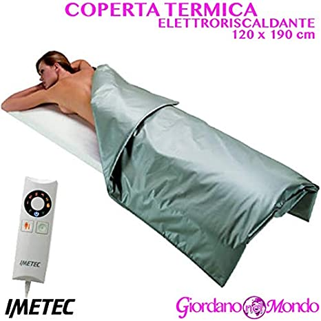 Coperta Termica Per Lettino Da Massaggio.Coperta Termica Lettino Massaggio Elettrica Per Trattamenti