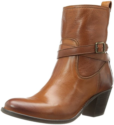 Frye Jackie River Short Damen Braun Mode-Stiefeletten Neu/Display EU 37