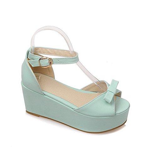 Bleu Bleu 5 Plateforme Femme 36 Sandales 1TO9 Inconnu EU MJS03554 7HXwqx4Y