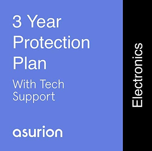 ASURION 3 Year Electronics Protection Plan with Tech Support $20-29.99 – The Super Cheap