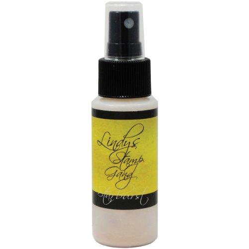 Lindy's Stamp Gang Starburst Spray 2oz Bottle-Golden Sleigh Bells SBS-21
