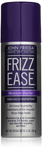 John Frieda Frizz Ease Moisture Barrier Firm-Hold Hair Spray