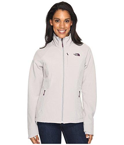 (The North Face Women's Apex Bionic Jacket Metallic Silver (Prior Season) Outerwear)