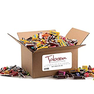 Assorted Bulk Candy, Individually Wrapped: 12 LB Box Variety Pack with Tootsie Rolls, Tootsie Pops, Jolly Ranchers, Nerds, Assorted Laffy Taffy's & More! Great for Holiday and Party Treats!
