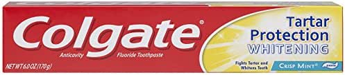 Toothpaste: Colgate Tartar Protection