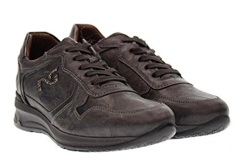 Donna Giardini Nero Scarpe Basse 109 A719220d Sneakers Piombo qPEwUnwg